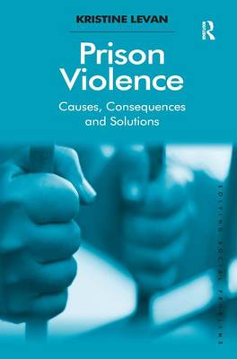 Prison Violence: Causes, Consequences and Solutions - Solving Social Problems (Hardback)