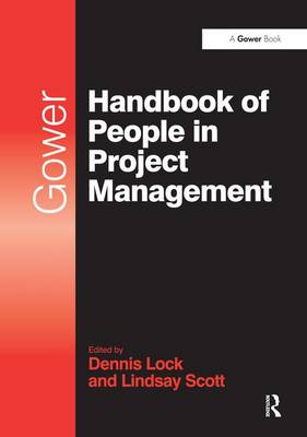 Gower Handbook of People in Project Management - Project and Programme Management Practitioner Handbooks (Hardback)