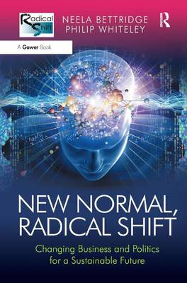 New Normal, Radical Shift: Changing Business and Politics for a Sustainable Future (Hardback)