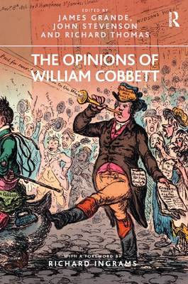 The Opinions of William Cobbett (Paperback)