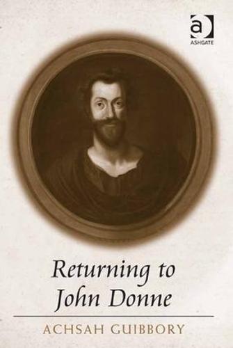 Returning to John Donne (Hardback)
