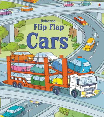 Cars - Flip Flap (Hardback)