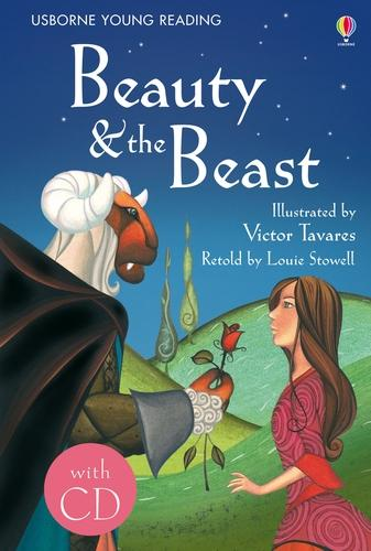 Beauty and the Beast - Young Reading Series 2