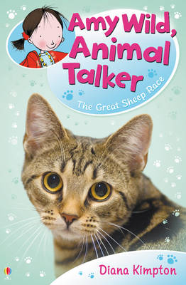 Amy Wild, Animal Talker: The Great Sheep Race - Amy Wild Animal Talker 05 (Paperback)