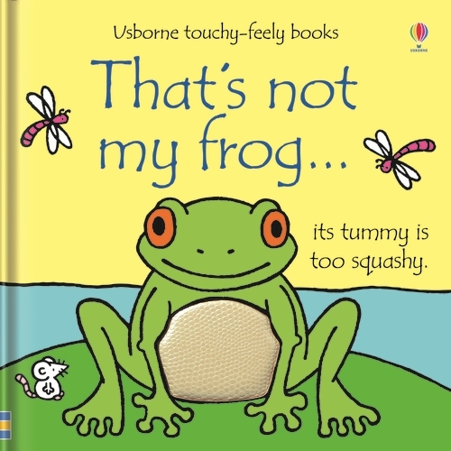 That's Not My Frog - That's Not My... (Board book)