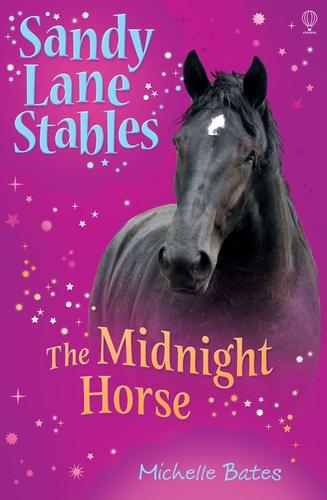 The Midnight Horse - Sandy Lane Stables (Paperback)