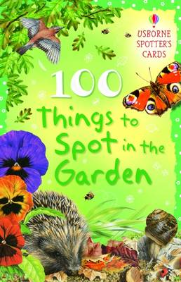 100 Things to Spot in the Garden - Spotters Activity Cards