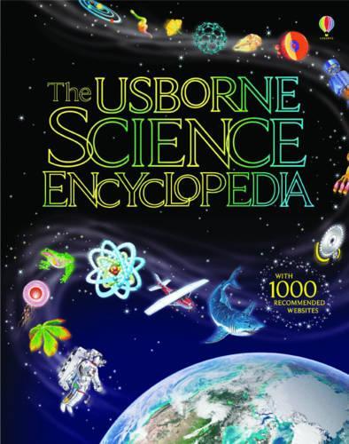 Science Encyclopedia - Internet Linked (Hardback)