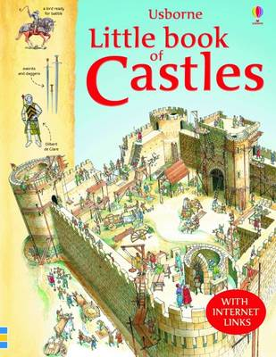 Little Book Of Castles (Hardback)