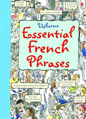 Essential French Phrases (Hardback)