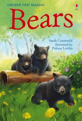 Bears - 2.2 First Reading Level Two (Mauve) (Hardback)
