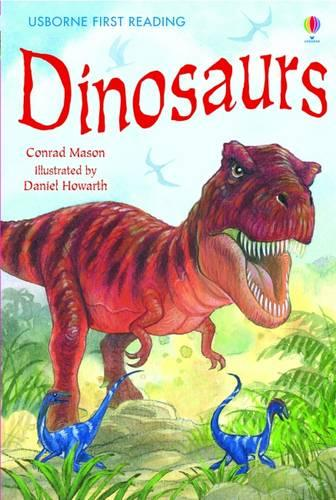 Dinosaurs - 2.3 First Reading Level Three (Red) (Hardback)