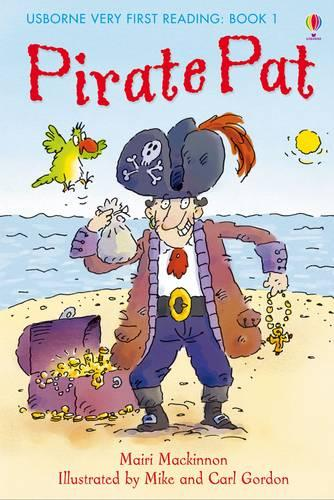 Pirate Pat - Very First Reading (Hardback)
