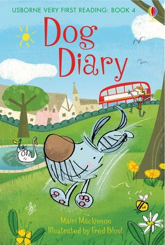 Dog Diary - 1.0 Very First Reading 04 (Hardback)