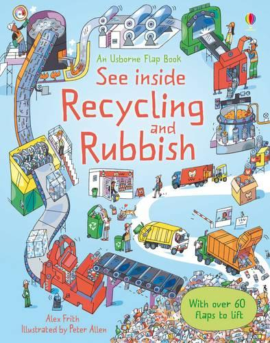 See Inside Rubbish and Recycling - See Inside (Hardback)