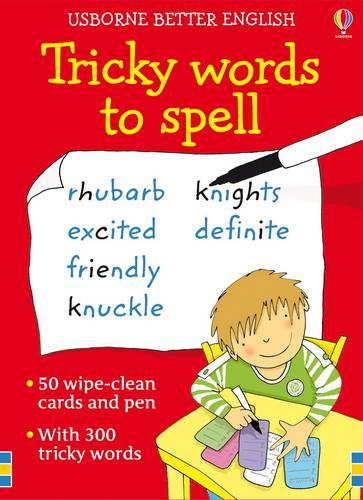 Tricky Words to Spell