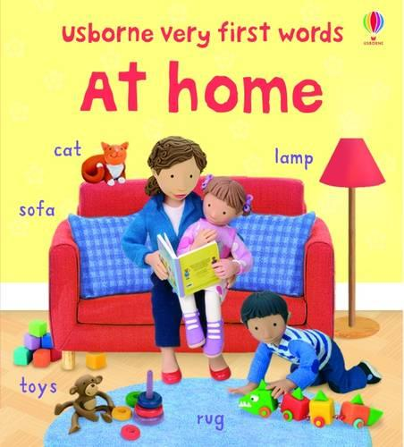 Very First Words: At Home - Very First Words (Board book)
