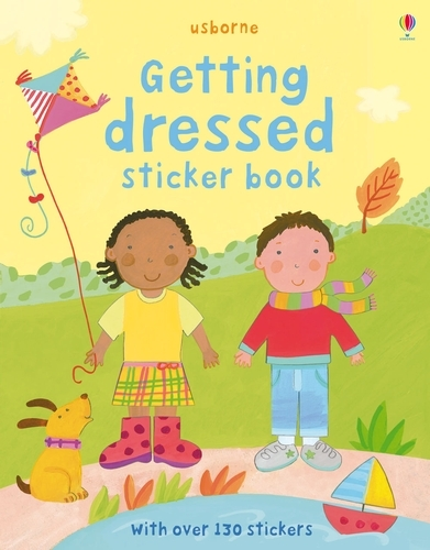 Getting Dressed Sticker Book - Getting Dressed Sticker Books (Paperback)