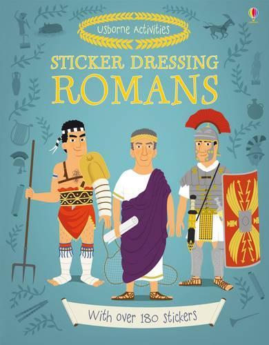 Sticker Romans - Sticker Dressing (Paperback)