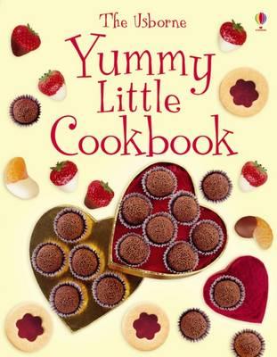 Yummy Little Cookbook Spiral Edition (Hardback)