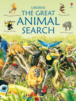 Great Animal Search - Great Searches (Hardback)