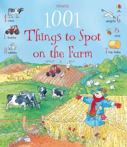 1001 Things to Spot on the Farm (Hardback)