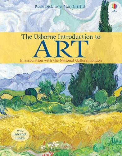 Introduction to Art - Internet-Linked Reference Books (Paperback)