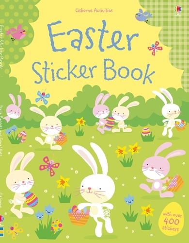 Easter Sticker Book - Sticker Books (Paperback)