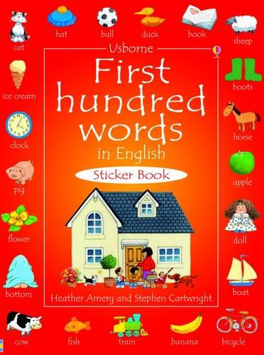 First Hundred Words in English (Paperback)