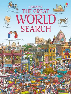 Great World Search - Great Searches (Paperback)
