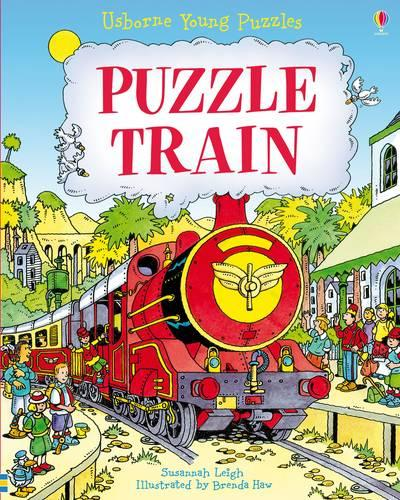 Young Puzzles Puzzle Train - Young Puzzles (Hardback)
