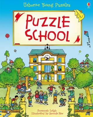 Puzzle School - Young Puzzles (Hardback)