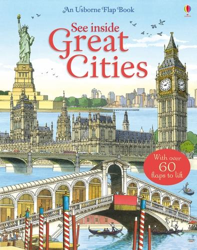 See Inside Great Cities - See Inside (Hardback)