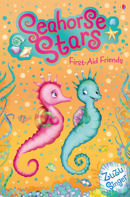 First Aid Friend - Seahorse Stars 02 (Paperback)