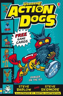 Action Dogs 3: Danger on the Ice (Paperback)