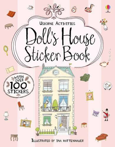Doll's House Sticker Book - Doll's House Sticker Book (Paperback)