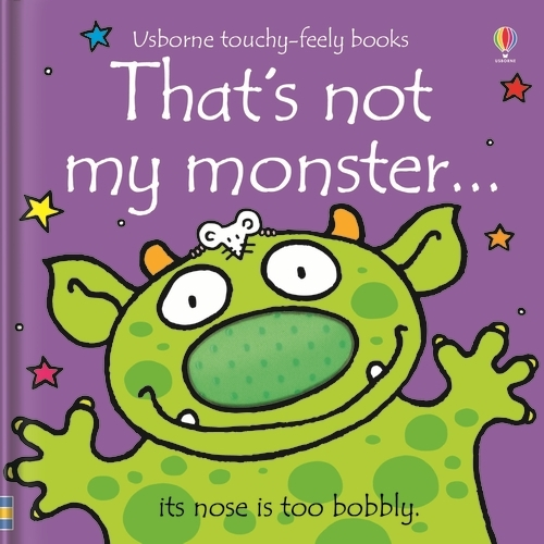 That's not my monster... - THAT'S NOT MY (R) (Board book)