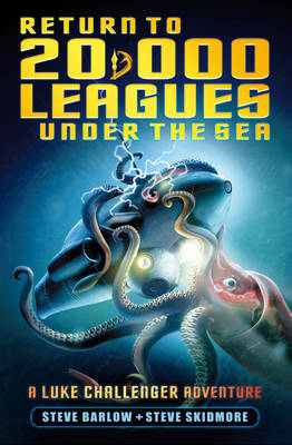Return to 20,000 Leagues under the Sea (Paperback)