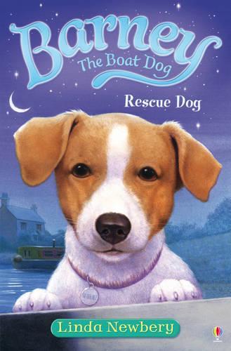 Barney Boat Dog, Rescue Dog (Paperback)