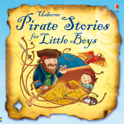 Pirate Stories for Little Boys - Usborne Story Collections for Little Children (Hardback)