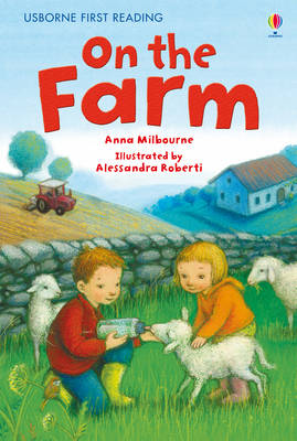 On the Farm - 2.1 First Reading Level One (Yellow) (Hardback)