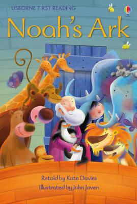 Noah's Ark - First Reading Level 3 (Hardback)