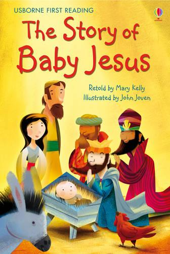 The Story of Baby Jesus - 2.4 First Reading Level Four (Green) (Hardback)