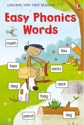 Easy Phonic Words Very First Reading Support Title - 1.0 Very First Reading (Hardback)