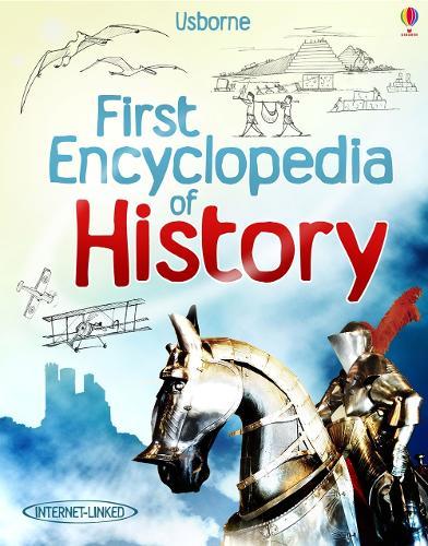 First Encyclopedia of History (Hardback)