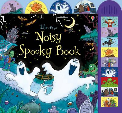 Noisy Spooky Book - Noisy Books (Hardback)