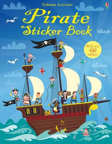 Pirate Sticker Book - Sticker Books (Paperback)