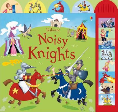 Noisy Knights - Noisy Books (Board book)