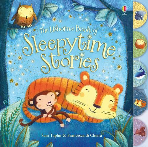 Sleepytime Stories - Baby's Bedtime Books (Hardback)