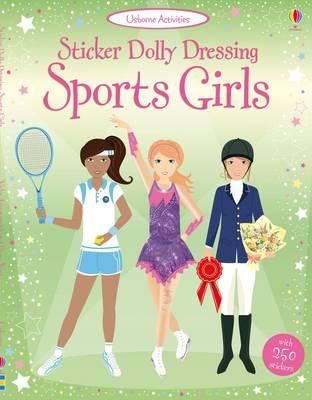 Sticker Dolly Dressing Sportsgirls - Sticker Dolly Dressing (Paperback)